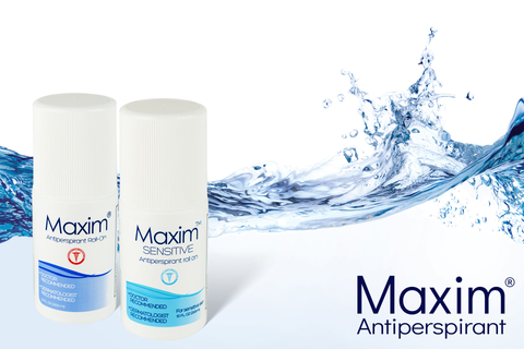 Maxim - sweating miracle cure