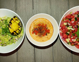 Our Favorite Summer Dips– with a Twist!