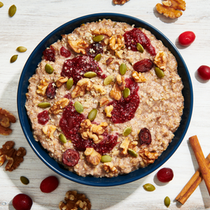 Make Our Cranberry Cinnamon Oats At Home