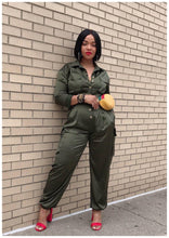 "Load image into Gallery viewer, ""KEEP IT CUTE"" Jumpsuit"