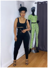 "Load image into Gallery viewer, ""SNATCHED"" Corset Two Piece Pants"