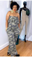 Load image into Gallery viewer, Camouflage Jumpsuit