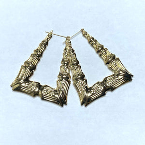 """BAMBOO"" EARRINGS"