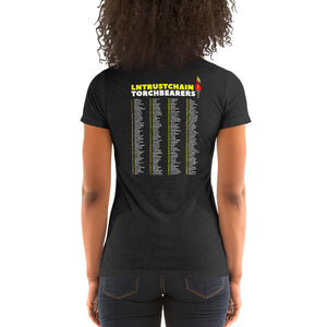 LNTRUSTCHAIN - Ladies' short sleeve t-shirt