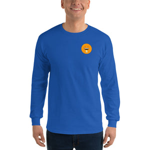 "Bitcoin & Friends ""Smile"" - Long Sleeve Shirt"