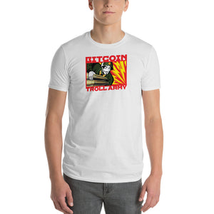BITCOIN TROLL ARMY - Short-Sleeve T-Shirt