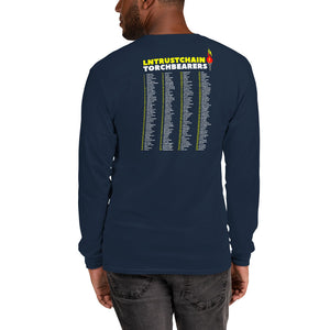 #LNTRUSTCHAIN - Long Sleeve T-Shirt