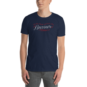 DIRTY, ROTTEN, SNEAKY... NOCOINER -- Short-Sleeve Unisex T-Shirt