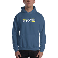 BITCOIN! - Hooded Sweatshirt