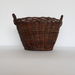 French Floor Basket