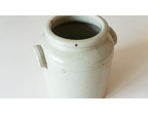 Vintage Glazed Ceramic Jug