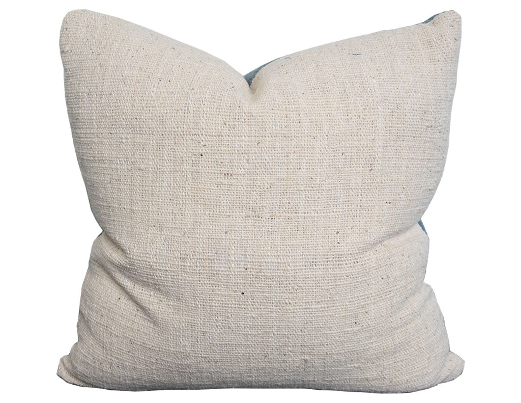 Vintage Isabela Square Pillow