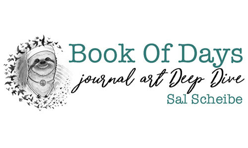 Book of Days Art Journal Workshop - Win a free registration!