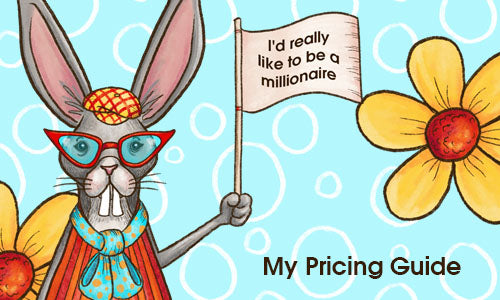 Selling digital graphics: My pricing guide, Part One