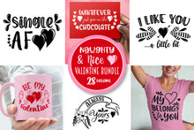 Load image into Gallery viewer, Naughty & Nice Valentine Bundle