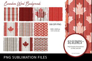 Canada Wood Texture Backgrounds PNG sublimation