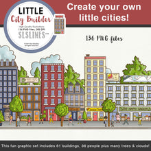 Load image into Gallery viewer, Little Cities Creator Graphic Set