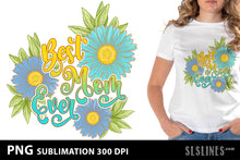 Load image into Gallery viewer, Blessed Mama & Nana PNG Mini Sublimation Bundle