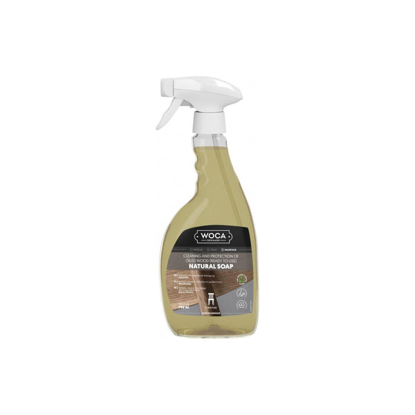 WOCA HOLZSEIFE-SPRAY 750ml - SOLOS GmbH