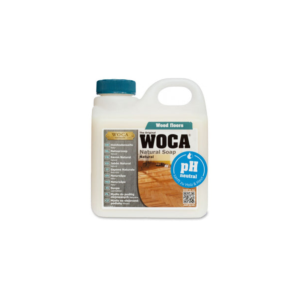 WOCA HOLZBODENSEIFE PH-NEUTRAL WEISS - SOLOS GmbH