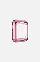 Glossy Pink Case - Apple Bands