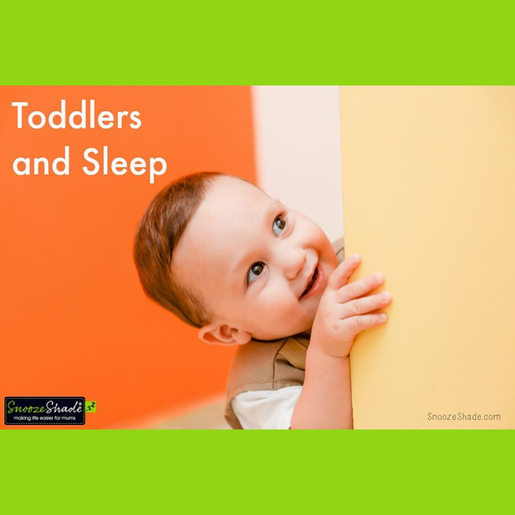 Toddlers and Sleep