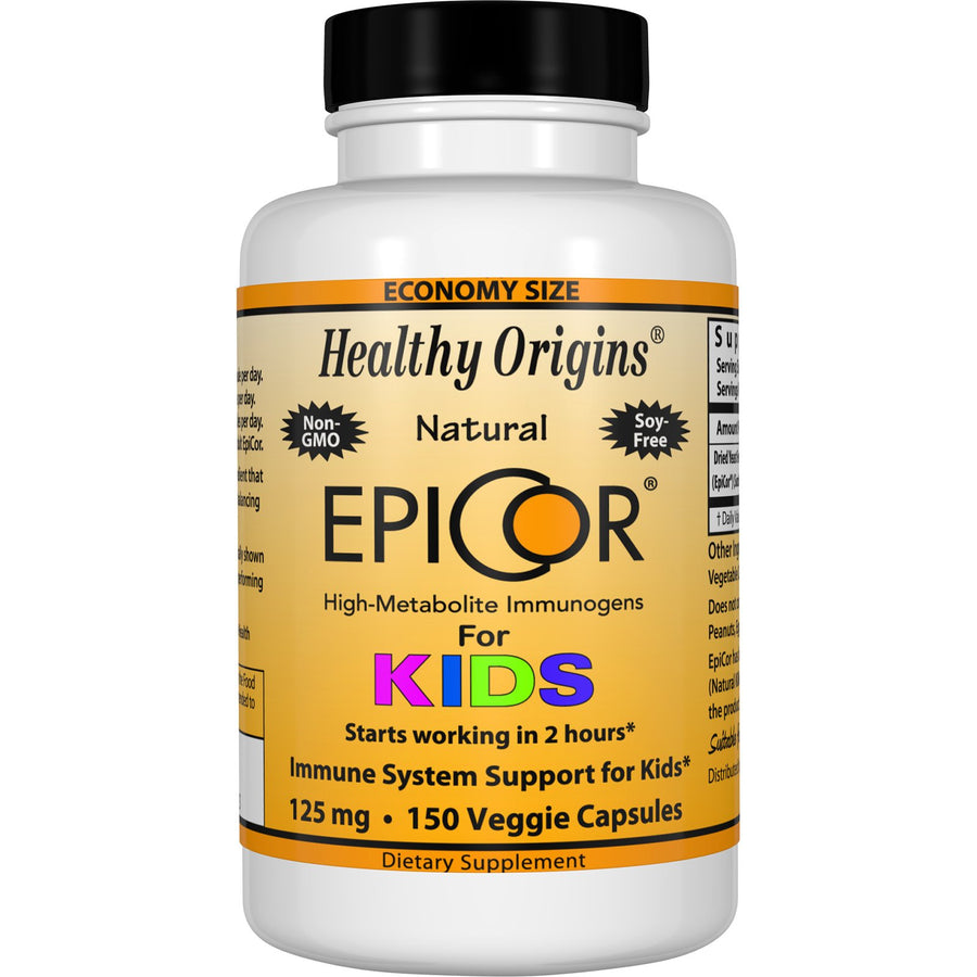 EpiCor (Immune Protection) for Kids, 125mg
