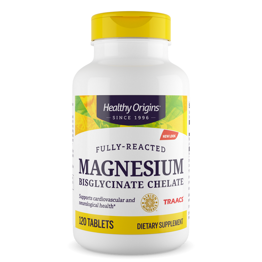 Magnesium Bisglycinate Chelate (TRAACS®)