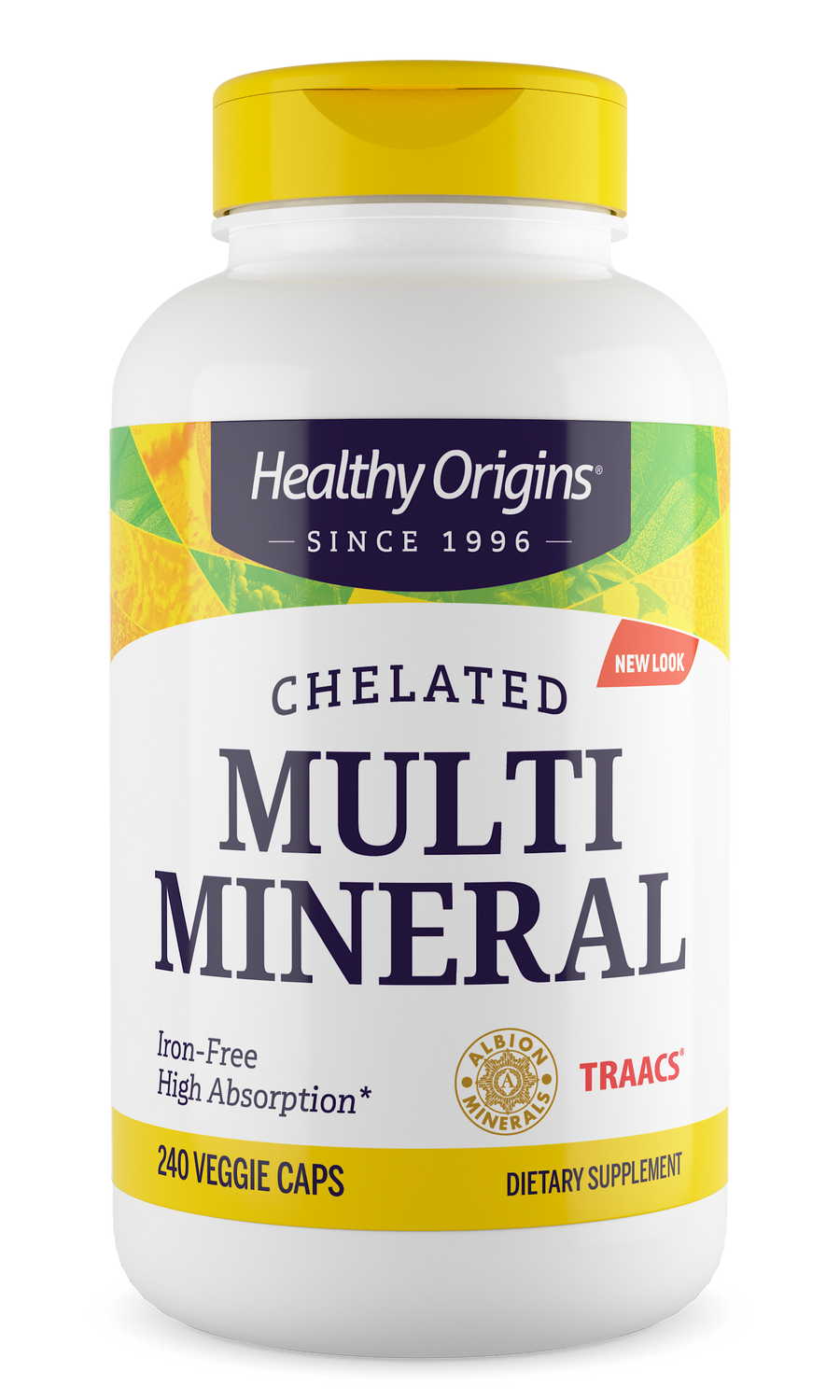 Multi Mineral - Chelated