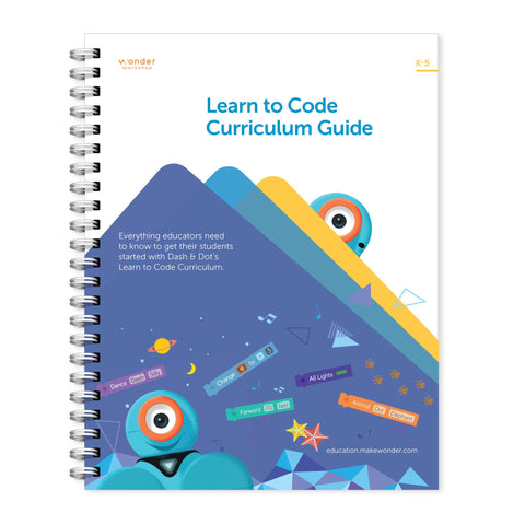 Learn to Code Curriculum Guide (add-on)