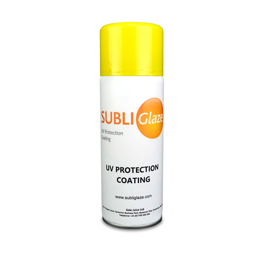 Subli Glaze™ UV Protection