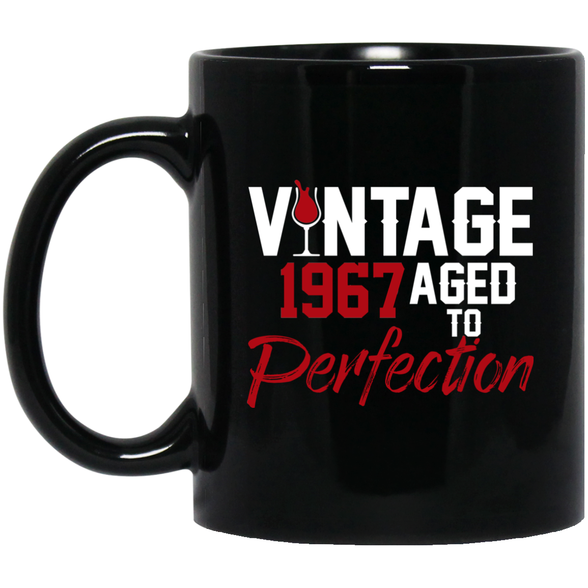 Made In 1967 Birthday Gift Mug Birthday Gift
