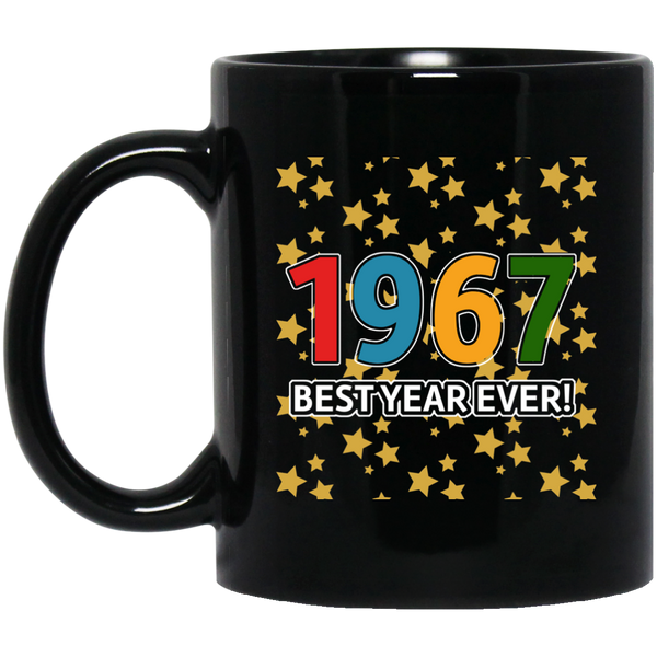 1967 Birthday Gifts - Best Year Ever Mug - 50 Birthday Mugs For Men
