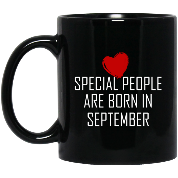 Special People Gifts September Born Mug Birthday Gifts