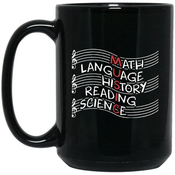 Pi Day Mug Language History Reading Science Funny Math Mugs