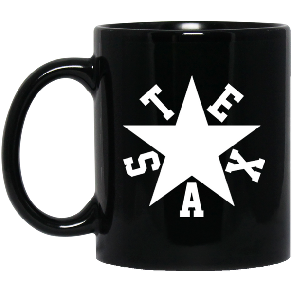 Texas Republic Mug Zavala I Love Texas Mug Women