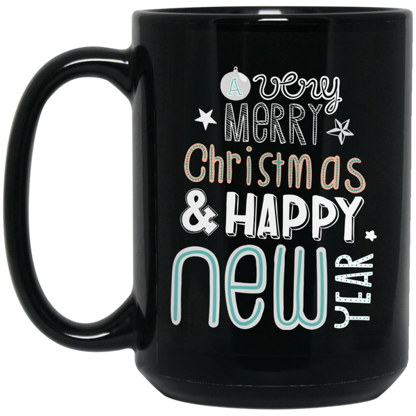 Funny Christmas Mugs Happy New Year 2018 Mug