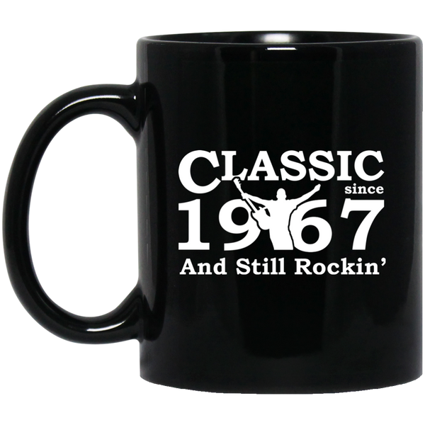 Classic Since 1967 Mug Birthday Gift For 50 Years Old