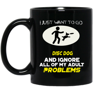 Frisbee Dog Mug Dog Fetch Frisbee Border Collie Mug