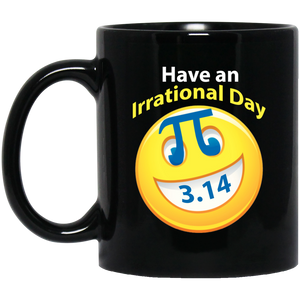 Pi Day Mug Funny Math Teacher Gifts Irrational Pi Mug