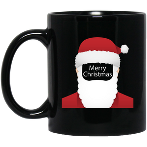 Funny Santa Christmas Mug Merry Christmas Happy New Year Mug