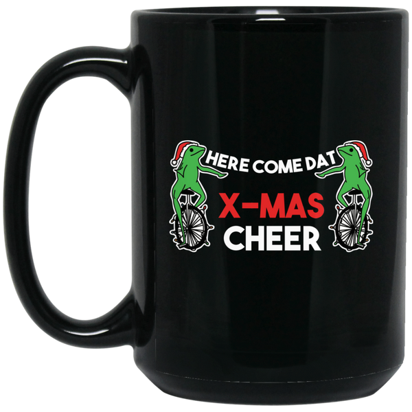 Funny Christmas Mugs Here Come Dat Boi Mug Happy New Year 2018 Mug