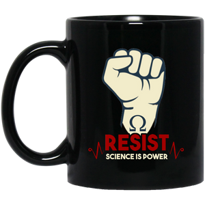 Earth Mugs Resist March For Science Resistance