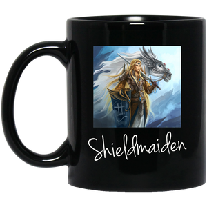 Christan Mugs Lagertha Shieldmaiden