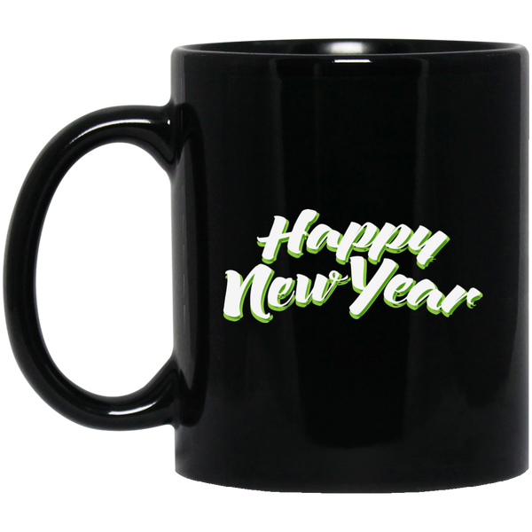 Happy New Year 2018 Mug Happy New Year 2018 Mug