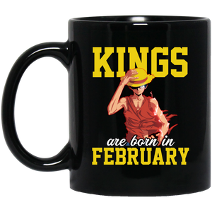 Born In February Mug  February Girl February Mugs 15Oz