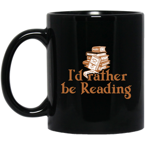 Dr. Seuss Mug I'D Rather Be Reading Mug Reading Mugs