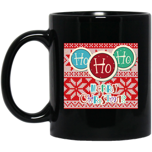 Ho Ho Ho Christmas Mug Merry Christmas Happy New Year Mug