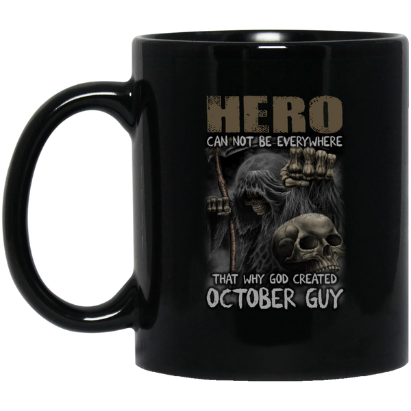 October Guy Facts Mug Funny Birthday Gifts For Women