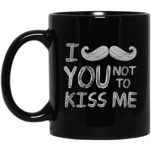 Patrick Mug I Mustache You A Question Mug